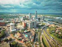 Bewegliches Alabama stockfotografie