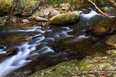 Bewegung Jai Zon Waterfall Stockfotos