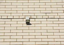 Bewegungs-Flut-Licht Wie man Bewegungs-Detektor-Beleuchtung wählt und installiert Bewegung Sensor€Ž lizenzfreies stockfoto