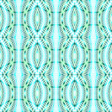 Bewegungs-Illusionsmuster des Designs nahtloses buntes Lizenzfreies Stockfoto