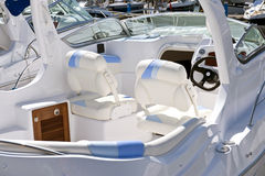 Bewegungsboot Stockbilder