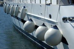 Bewegungsboot Lizenzfreies Stockfoto