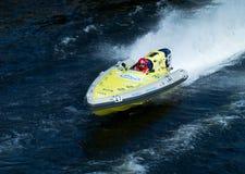 Bewegungsboot Wort-Meisterschaft Stockfotos