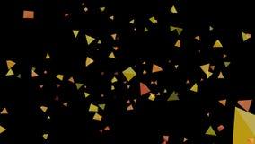 Bewegungselementgesamtlänge vektor abbildung