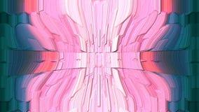 Bewegungsgraphikhintergrund geometrisch Lizenzfreie Stockbilder