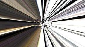 Bewegungsgraphikhintergrund geometrisch Lizenzfreie Stockfotografie