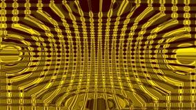 Bewegungsgraphikhintergrund geometrisch Stockfoto