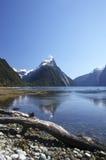 Bewerk piek 1 (NZ) in verstek stock fotografie
