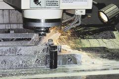 Bewerkende machine Stock Afbeeldingen