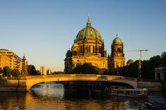 Bewohner von Berlin dom Lizenzfreies Stockbild