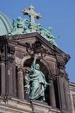Bewohner von Berlin Dom (Berlin Cathedral) Stockfotos