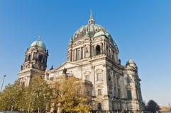 Bewohner von BerlinDom (Berlin-Kathedrale) in Berlin, Deutschland Lizenzfreies Stockfoto