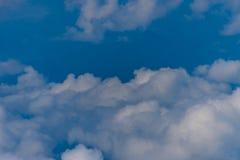 bewolkt Stock Afbeelding