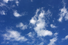 Bewolkt verwar Stock Afbeeldingen