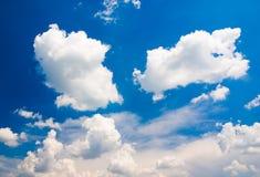 Bewolkte hemel Stock Fotografie