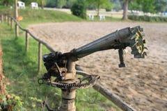 Bewässerungskran Stockfotos