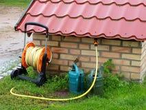 Bewässerungswerkzeuge Lizenzfreie Stockfotografie