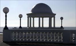 Bexhill pavillion Royalty Free Stock Images