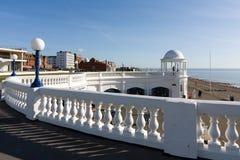 BEXHILL-ON-SEA,东部SUSSEX/UK - 10月17日:De的地面 库存照片