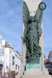 BEXHILL-ON-SEA, ВОСТОЧНОЕ SUSSEX/UK - 11-ОЕ ЯНВАРЯ: Взгляд войны я Стоковое фото RF