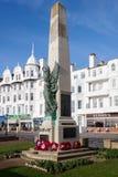 BEXHILL-ON-SEA, ВОСТОЧНОЕ SUSSEX/UK - 11-ОЕ ЯНВАРЯ: Взгляд войны я Стоковое Изображение