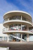 BEXHILL-ON-SEA, ВОСТОЧНОЕ SUSSEX/UK - 11-ОЕ ЯНВАРЯ: De Ла Warr Pavilio Стоковые Фото