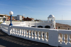 BEXHILL-ON-SEA, EAST SUSSEX/UK - OCTOBER 17 : Grounds of the De Stock Photos