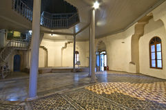 Bey hamam bath historic building at Greece Royalty Free Stock Photos