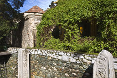 Bey hamam bath historic building at Greece Royalty Free Stock Photo