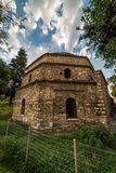 Bey Hamam, at Egnatia street, built in 1444, Thessaloniki, Greece stock photo