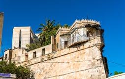 Bey Palace i Oran, Algeriet arkivbilder