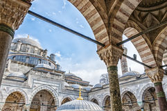 Beyazıt Camii Mosque Royalty Free Stock Photography