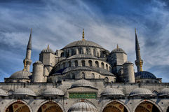 beyazit伊斯坦布尔清真寺 免版税库存图片