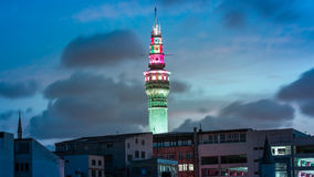 beyazit πύργος της Κωνσταντινού&p Στοκ Εικόνες