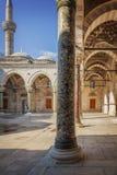 Beyazit meczetu podwórze obraz royalty free