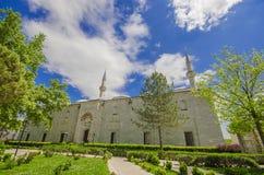 2 Beyazit Mosque i Edirne arkivbild