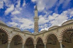 2 Beyazit Mosque i Edirne fotografering för bildbyråer