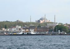 Beyazit Mosque in Istanbul Stockfotos