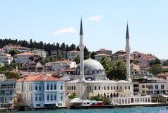 Beylerbeyi-Moschee stockfotografie