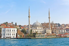 Beylerbeyi Mosque in Istanbul, Turkey Stock Images