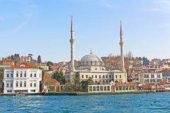 Beylerbeyi Mosque in Istanbul, Turkey Stock Images