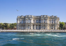 Beylerbeyi Palace Stock Photo