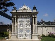 Beylerbeyi Palace, gate Royalty Free Stock Photography