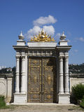 Beylerbeyi Palace, gate Stock Photo