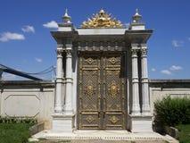 Beylerbeyi Palace, gate Stock Photos
