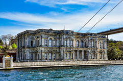 The Beylerbeyi Palace in Istanbul, Turkey Stock Images
