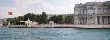 Beylerbeyi Platz stockbild