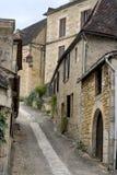 beynac Франция Стоковое фото RF