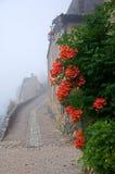 Beynac, Франция Стоковое Фото