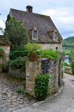 Beynac Boutique royalty free stock photography
